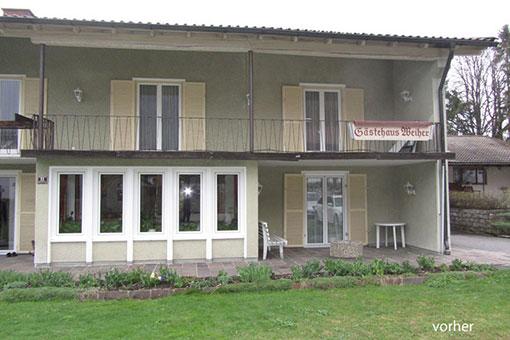umbau und modernisierung einer wohnung in hohenschwangau. Black Bedroom Furniture Sets. Home Design Ideas