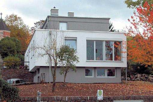 grundlegende sanierung des evangelischen pfarrhauses in. Black Bedroom Furniture Sets. Home Design Ideas