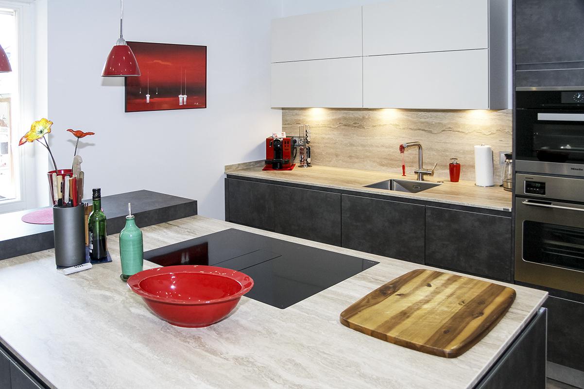 Amerikanischer Kühlschrank Otto : Küche mit kochinsel otto arbeitsplatte küche kaufen offene